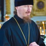 Епископ Игнатий в малом храме в честь св. вмц. Параскевы Никольского прихода