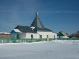 Никольский храм с.Сукмановка Жердевского района