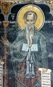 Преподобный Андрей Критский. Фото с сайта www.pravoslavie.ru