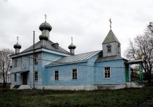 Михаило-Архангельская церковь в с.Ивановка Жердевского района