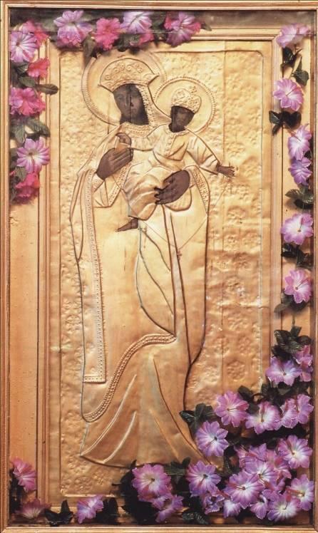 Карандеевская икона Божией Матери
