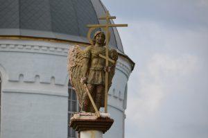 Памятник Архистратигу Михаилу