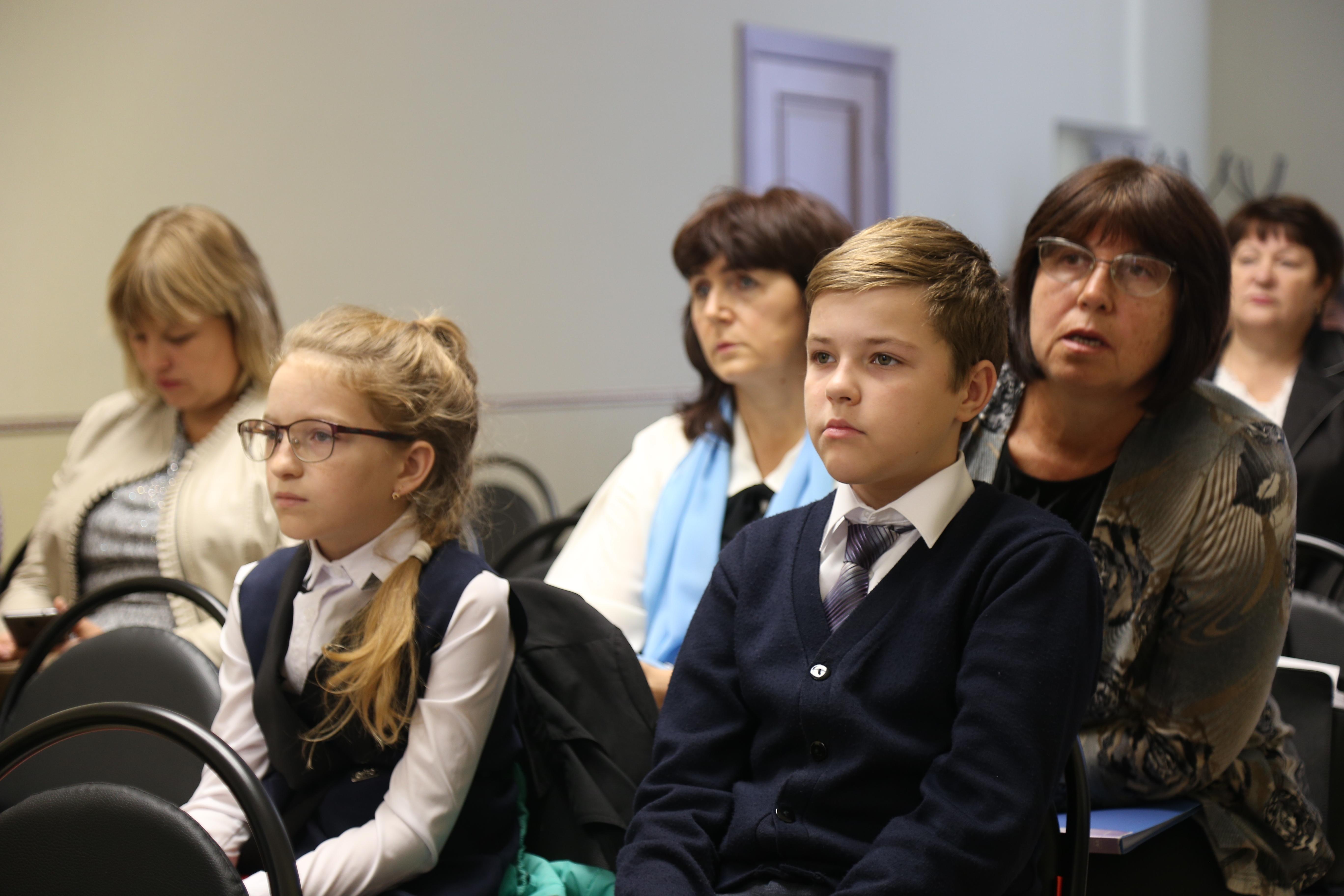 Картинки конференций школьников